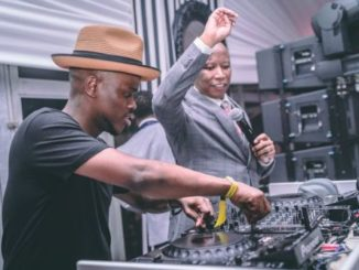 Black Motion – The Lockdown Party