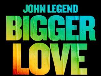 John Legend - Bigger Love
