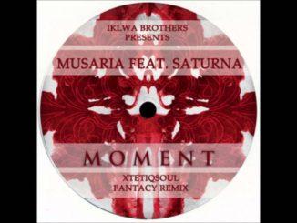 Musaria - Moment (Atjazz Remix) (feat. Saturna)