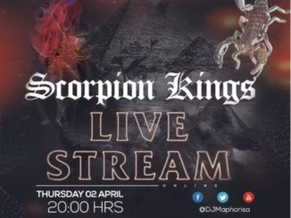 Scorpion Kings Live Stream Mix 2 – Kabza De Small & DJ Maphorisa APRIL 2020