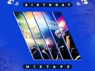 K Dot – Birthday Mix Vol. 1
