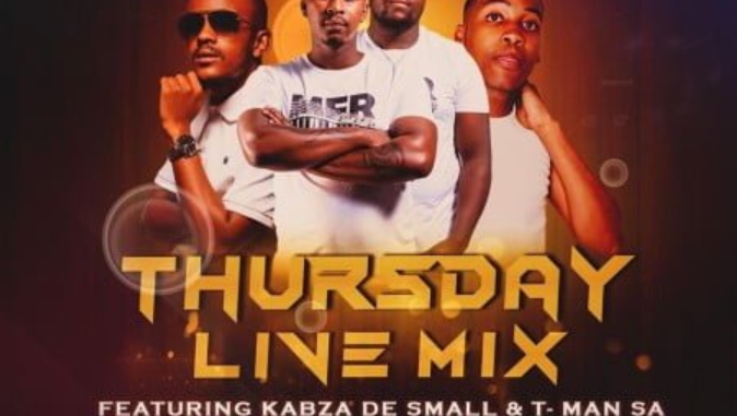 Kabza De Small – Thursday Live Mix