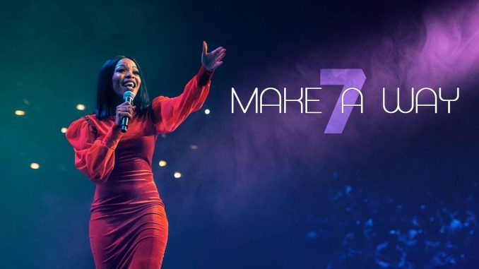 Spirit of Praise 7 – Make a way ft Mmatema