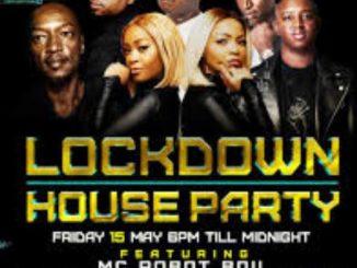 dj china lockdown house party