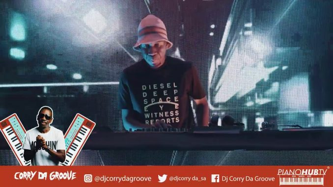 DJ Corry Da Groove – Vinyl Exclusive Live Mix 2