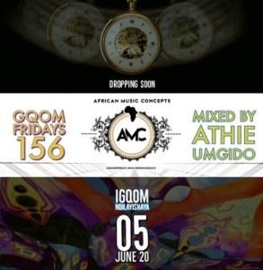 Dj Athie – Gqom Fridays Mix Vol.156