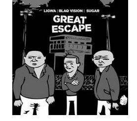 Dj Ligwa, Blaq Vision & Sugar – Great Escape EP