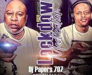 Dj Papers 707 & Thabza Da Dj – Lockdown Medication vol. 2