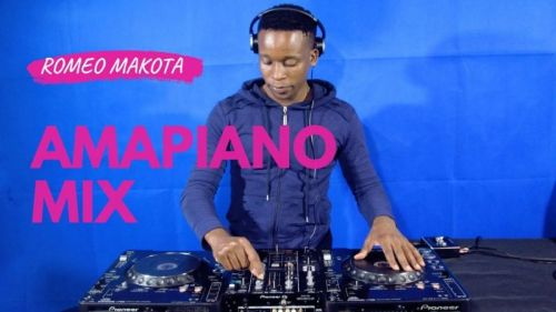Romeo Makota – Amapiano Mix (30 May 2020)