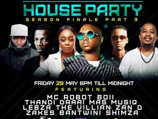 Thandi draai lockdown house party mix