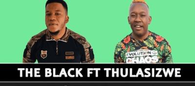 The Black – Monna Ke Van Ft. Thulasizwe (Amapiano Remix)