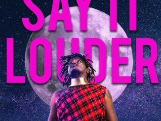 Aewon Wolf – Say It Louder