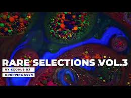Exodus Deejay – Rare selections Vol.3