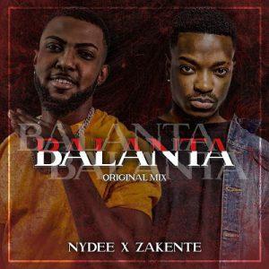 Dj Nydee – Balanta Ft. Zakente