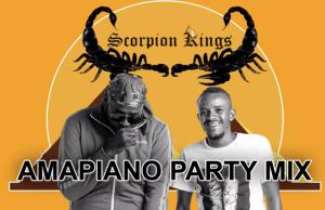 Kabza De Small & DJ Maphorisa – Amapiano Mix Sep 2020 ft. Focalistic, ShaSha, Dali Wonga & DJ Stokie
