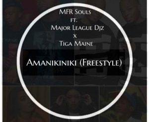 MFR Souls X Tiga Maine – Amanikiniki (Freestyle)