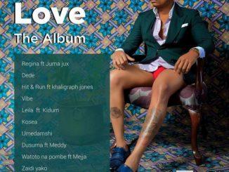 Otile Brown ft Meddy – Dusuma