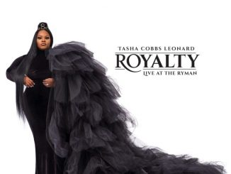 Tasha Cobbs – Royalty Album