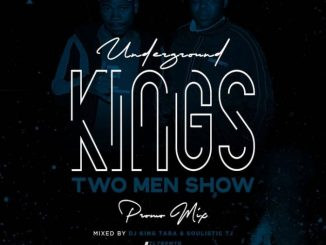 DJ King Tara & Soulistic TJ – Underground Kings (Promo Mix 2)