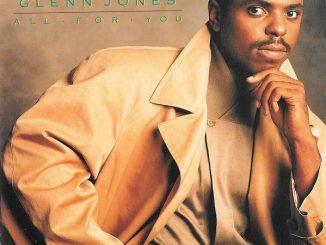 Glenn Jones - All For You