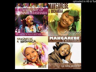 Makgarebe a Bochabela - Mpogo Ke Thapelo