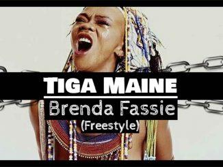 Tiga Maine – Brenda Fassie (Freestyle)