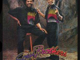 Uxolo - Album by The Soul Brothers