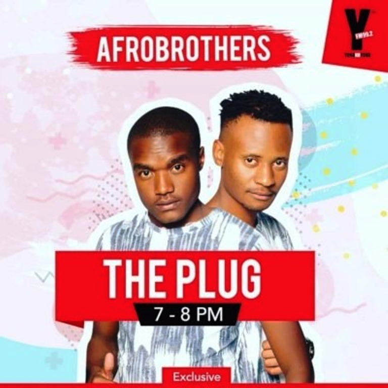 Afro Brotherz - The Plug Mix(Yfm)2 (2020)