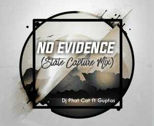 DJ Phat Cat – No Evidence (State Capture Mix) Ft. Guptas