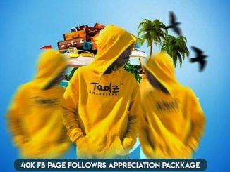 EP: Toolz Umazelaphi – 40K FB Page Followers Appreciation Package