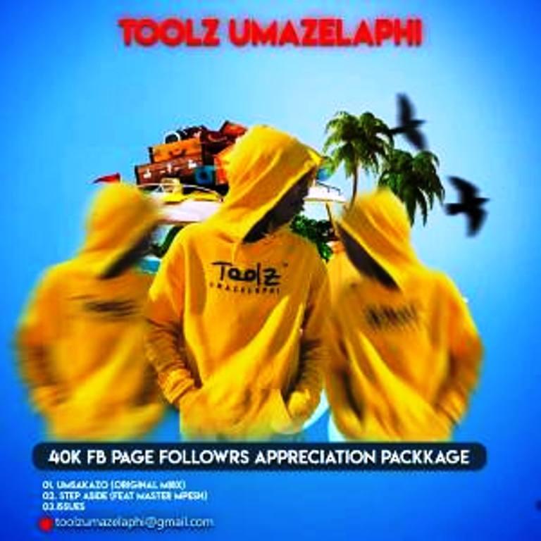 Toolz Umazelaphi – Off White