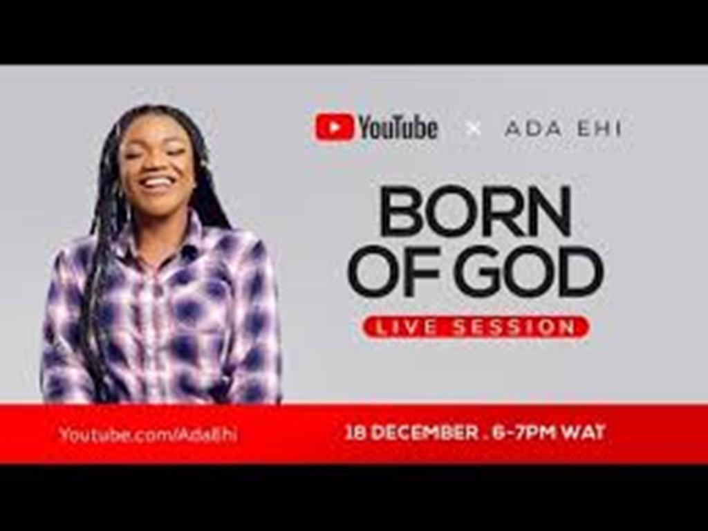 VIDEO: Ada Ehi – Born Of God (Live Session)