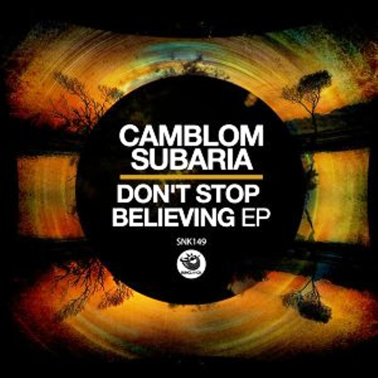 Camblom Subaria – Don't Stop Believing EP