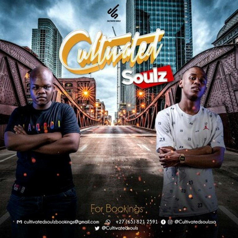 Cultivated Soulz – The Municipality Of Gqom (Festive Mix)
