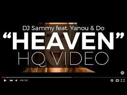 DJ Sammy Feat. Yanou & Do - Heaven