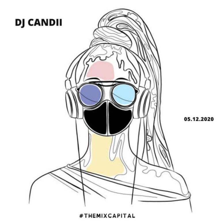 Dj Candii – The Mix Capital (05-12)