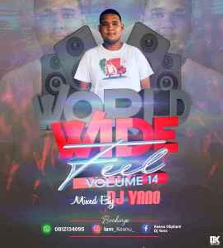 Dj Yano – Worldwide Feel Vol. 14 Mix