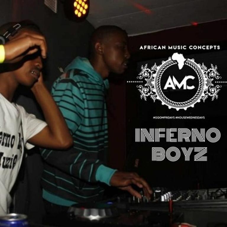 Inferno Boyz – Gqom Fridays Mix Vol 177