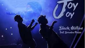 Joy Joy Black Motion