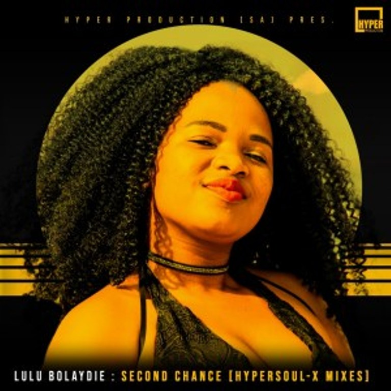 EP: Lulu Bolaydie – Second Chance
