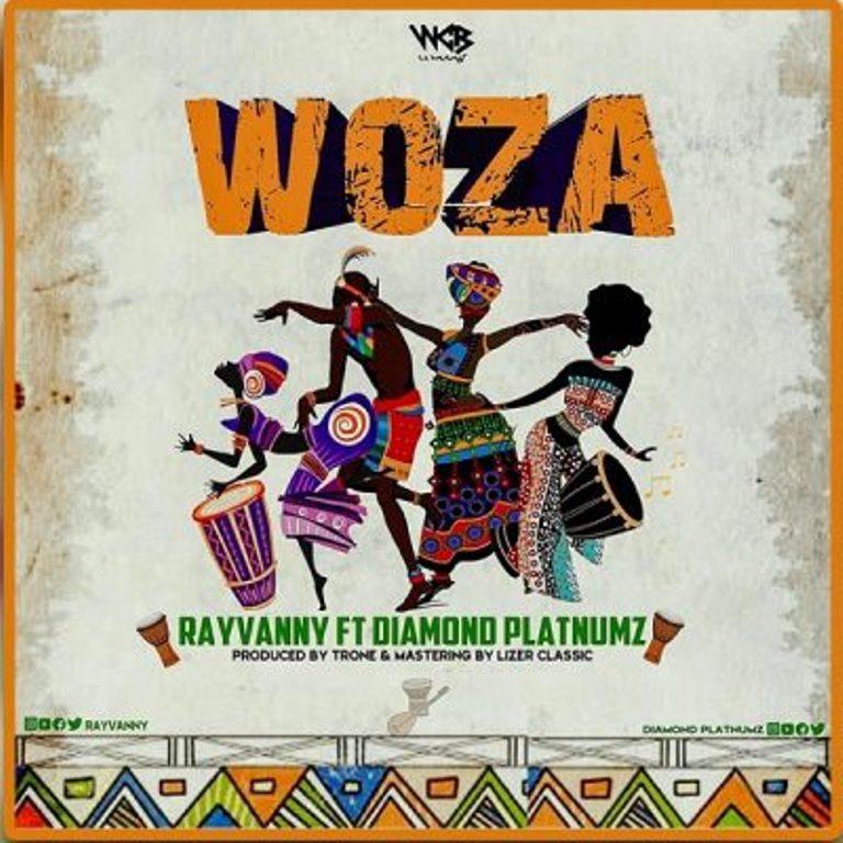 Rayvanny ft Diamond Platnumz – Woza
