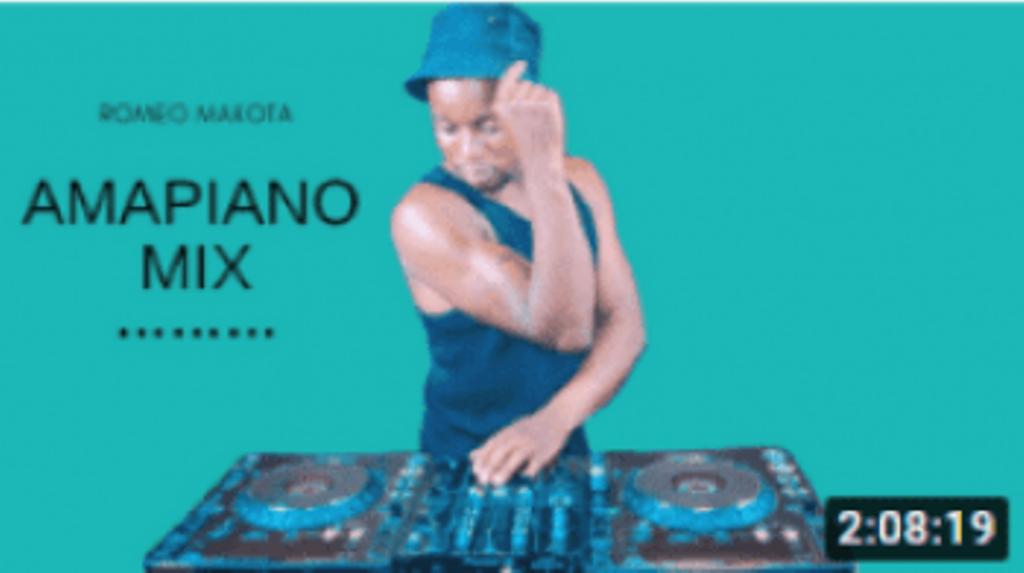 Romeo Makota – 2020 Amapiano Hits [2 Hours Mix]