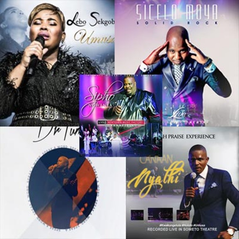 All Latest South African Gospel Songs, Albums And Mixtapes 2021