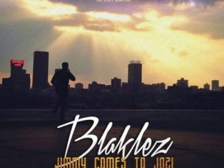 Blaklez – Jimmy Comes To Jozi Video,Blaklez – Jimmy Comes To Jozi ft. The Fraternity, P Dot O, N'veigh