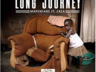 Mapentane – Long Journey Ft. Zaza