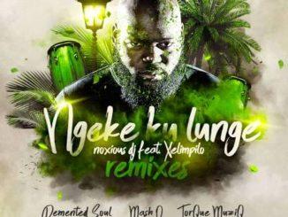 Noxious DJ – Ngeke Ku Lunge (Demented Soul Imp5 Afro Mix) ft. Xelimpilo