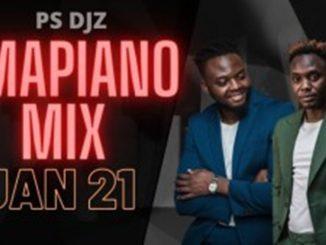 Ps Djz – Amapiano Mix 21 January 2021 Ft. Mr. Jazziq, Kabza De Small, Maphorisa