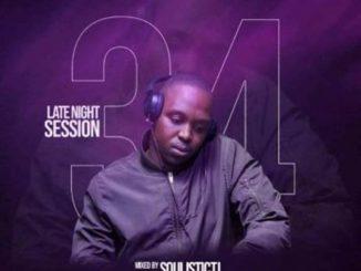 Soulistic TJ – Late Night Session 34 Mix