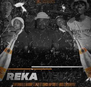 Team Donoza x Saxoboy x JR 97 – Reka Veuve ft. Tsonga Rap God, T-Boss & Mercury 012