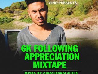 Gino Uzokdlalela – 6K Following Mixtape